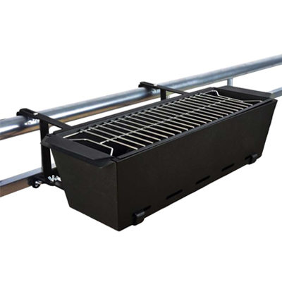 Balkon BBQ railing